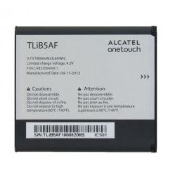 Accesorii Gsm Acumulator Alcatel CAMRY 1S OT-5035 XPOP 1800mAh Original