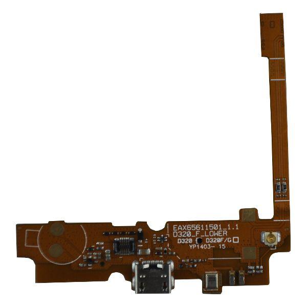 Accesorii Gsm Banda Flex Cu Conector Incarcare Si Microfon LG L70 D320 Originala