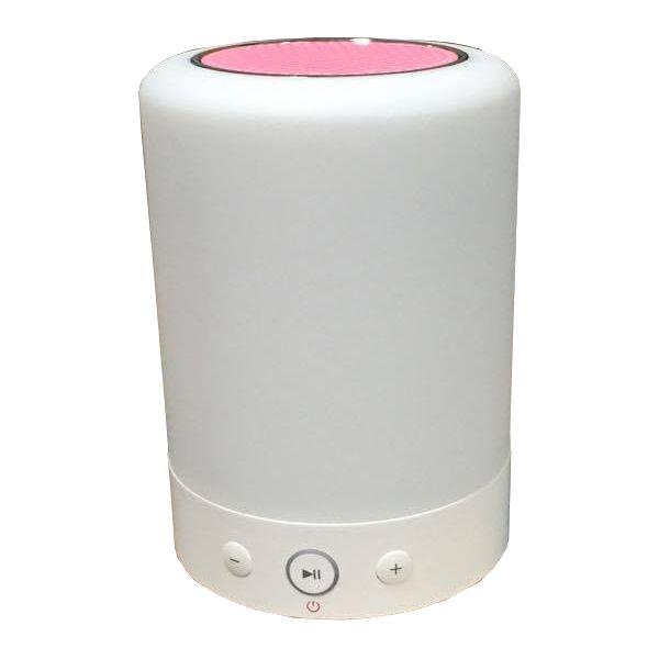 Accesorii Gsm Boxa Portabila Cu Conexiune WIreless Si Leduri Colore