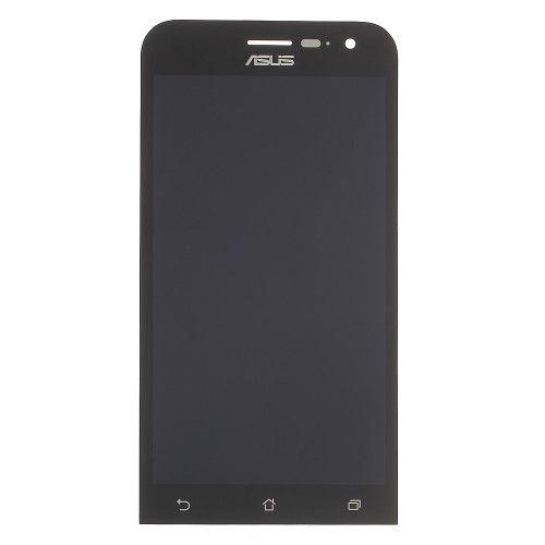 Accesorii Gsm Display Asus Zenfone 2 ZE500CL Cu Touchscreen Si Geam Original Negru