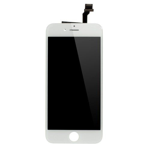 Accesorii Gsm Display Cu Touchscreen iPhone 6 Alb