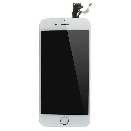 Accesorii Gsm Display Cu Touchscreen iPhone 6 Complet Alb