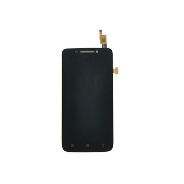 Accesorii Gsm Display Cu Touchscreen Lenovo A7600 Original Negru