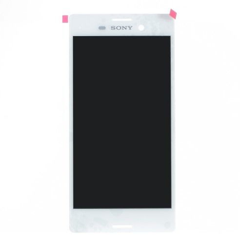 Accesorii Gsm Display Sony Xperia M4 Cu Touchscreen Original Alb