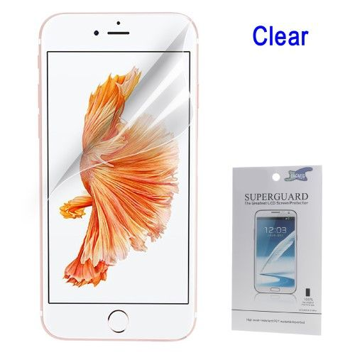 Accesorii Gsm Folie Protectie Display iPhone 7 Plus Clear Screen