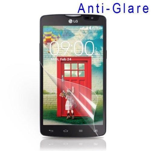 Accesorii Gsm Folie Protectie Display LG L80 Dual SIM D380 Matuita Anti-Amprente