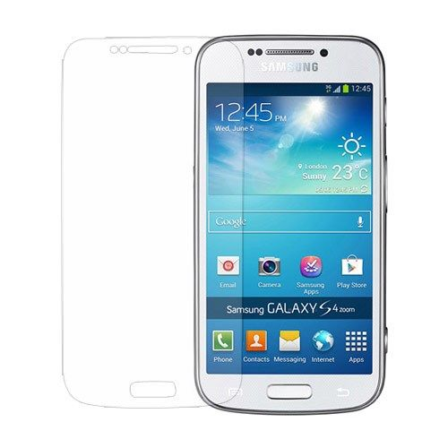 Accesorii Gsm Folie Protectie Display Samsung Galaxy S4 Zoom SM-C1010 Clear Screen