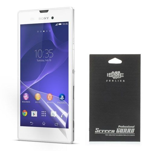 Accesorii Gsm Folie Protectie Display Sony Xperia T3 D5102 D5103 D5106 Clear Screen In Blister