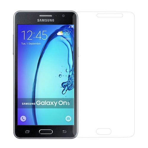 Accesorii Gsm Geam Protectie Display Samsung Galaxy On5 Tempered