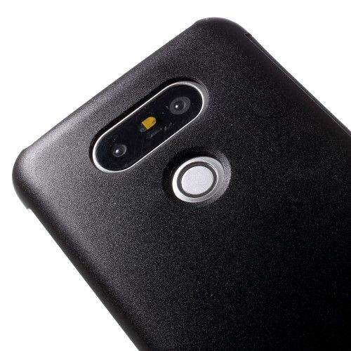 Accesorii Gsm Husa Flip Cu Fereastra LG G5 / G5 SE Cu Functie Sleep / Wake Up Neagra