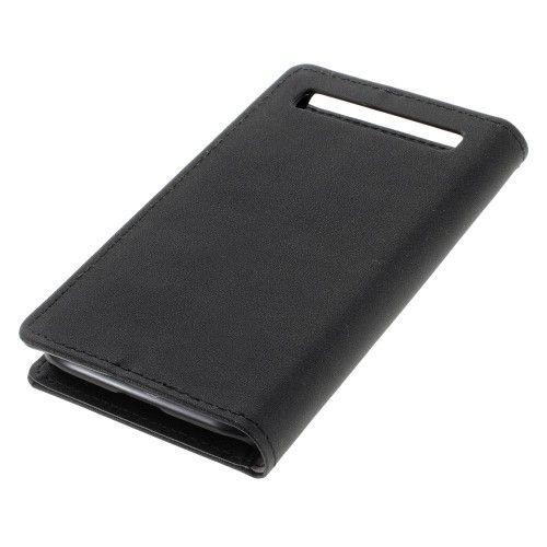 Accesorii Gsm Husa Flip Cu Stand Blackberry Classic Q20 Neagra