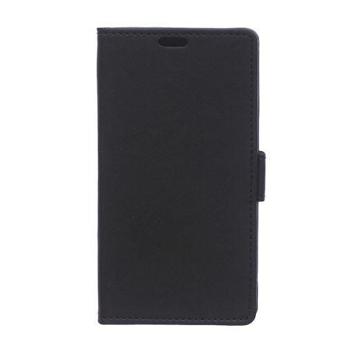 Accesorii Gsm Husa Flip Cu Stand BlackBerry Leap Neagra