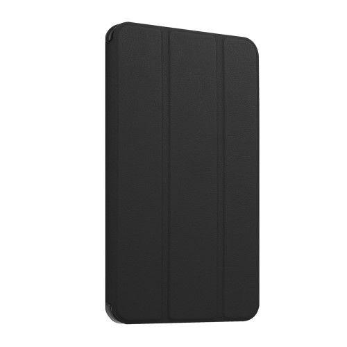 Accesorii Gsm Husa Flip Cu Stand Huawei MediaPad T1 7,0 Tri-Fold Neagra