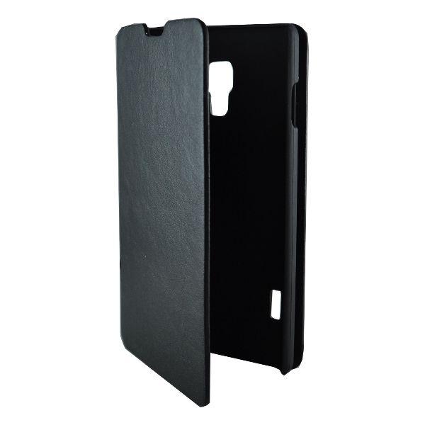 Accesorii Gsm Husa Flip Cu Stand LG Optimus L7 II P710 New Fashion Neagra