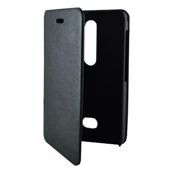 Accesorii Gsm Husa Flip Cu Stand Nokia Asha 501 New Fashion Neagra