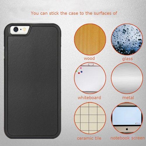 Accesorii Gsm Husa Husa iPhone 6 Plus / 6s Plus Stick Surface Alba