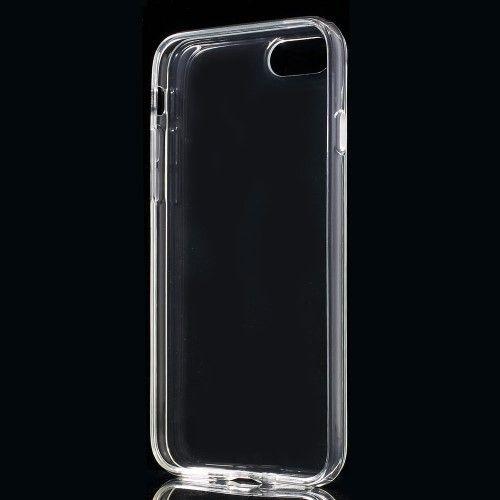 Accesorii Gsm Husa iPhone 7 Flexibila Transparenta