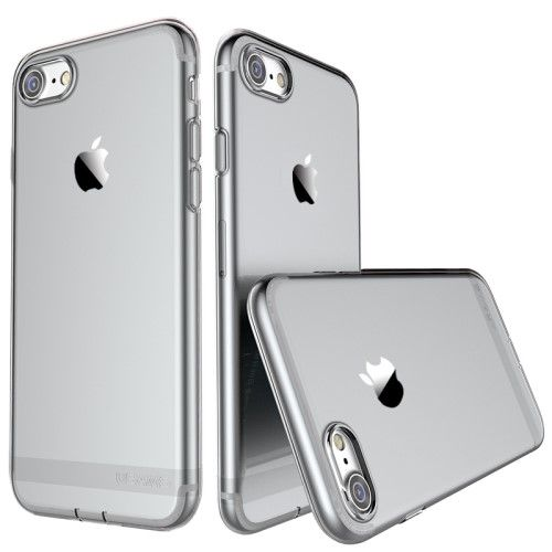 Accesorii Gsm Husa iPhone 7 Flexibila USAMS Series Neagra