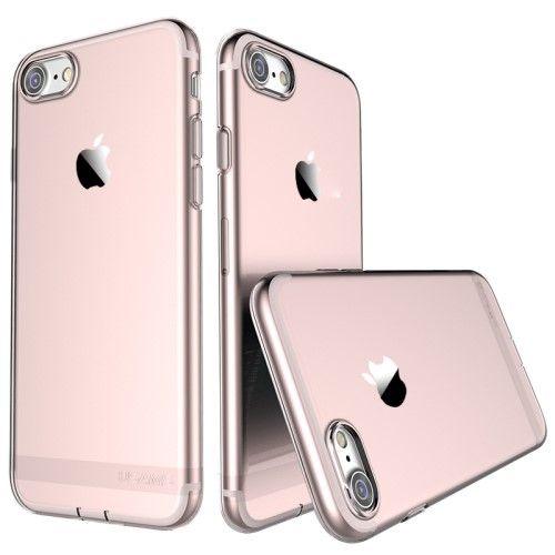 Accesorii Gsm Husa iPhone 7 Flexibila USAMS Series Roz Gold
