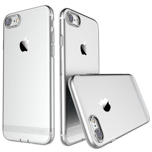 Accesorii Gsm Husa iPhone 7 Flexibila USAMS Series Transparenta