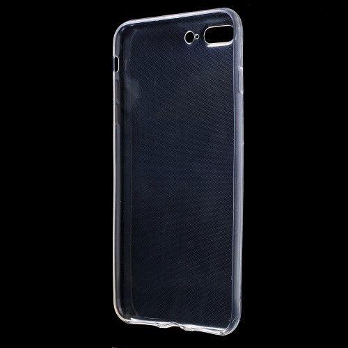 Accesorii Gsm Husa iPhone 7 Plus Flexibila Transparenta