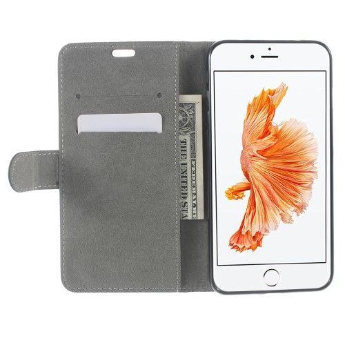 Accesorii Gsm Husa iPhone 7 Plus Flip Cu Stand Neagra
