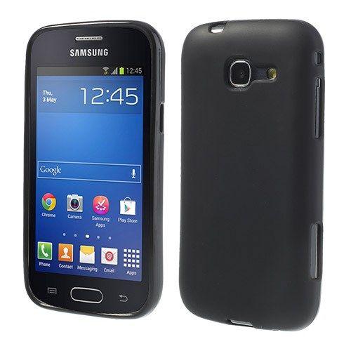 Accesorii Gsm Husa Matuita Samsung Galaxy trend Lite S7390 S7392 Neagra