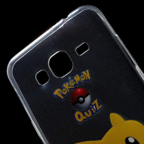 Accesorii Gsm Husa Samsung Galaxy J3 / J3 (2016) Pokemon Go Series Pikachu