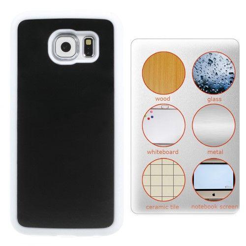 Accesorii Gsm Husa Samsung Galaxy S6 G920 Stick Surface Alba