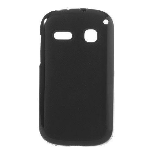 Accesorii Gsm Husa TPU Gel Alcatel One Touch Pop C3 4033A 4033X 4033D 4033E Matuita Neagra