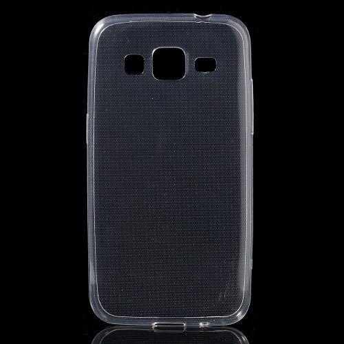 Accesorii Gsm Husa TPU Samsung Galaxy Core Prime G360 Transparenta