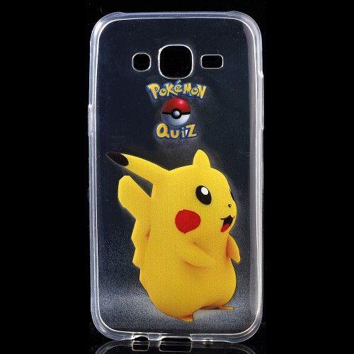 Accesorii Gsm Husa TPU Samsung J5 SM-J500F Pokemon GO Series