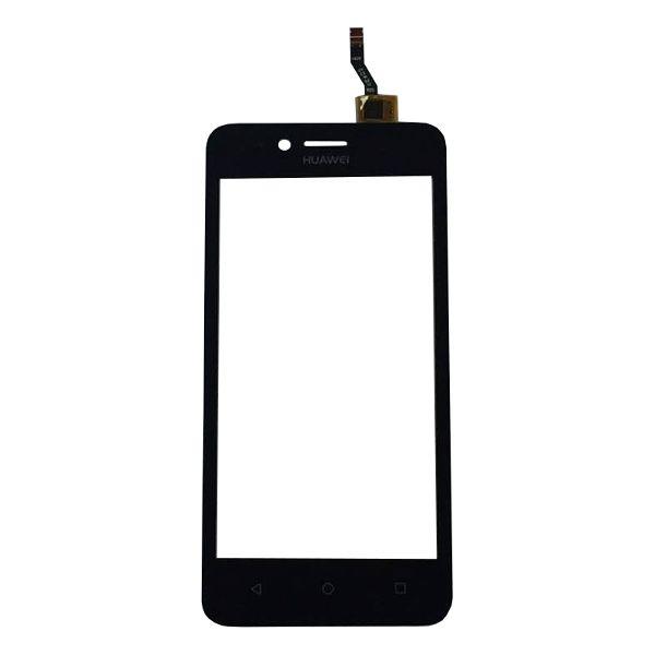 Accesorii Gsm Touchscreen Cu Geam Huawei Y3 II Original Negru