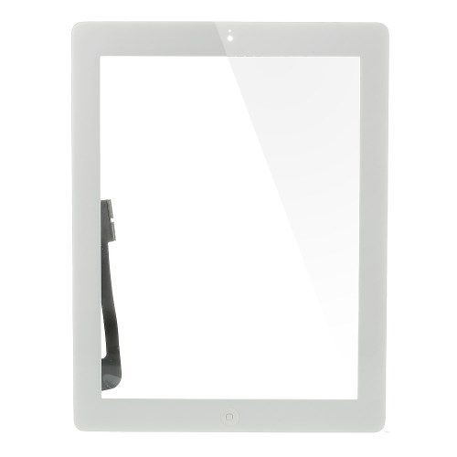 Accesorii Gsm Touchscreen iPad 3 Complet Alb