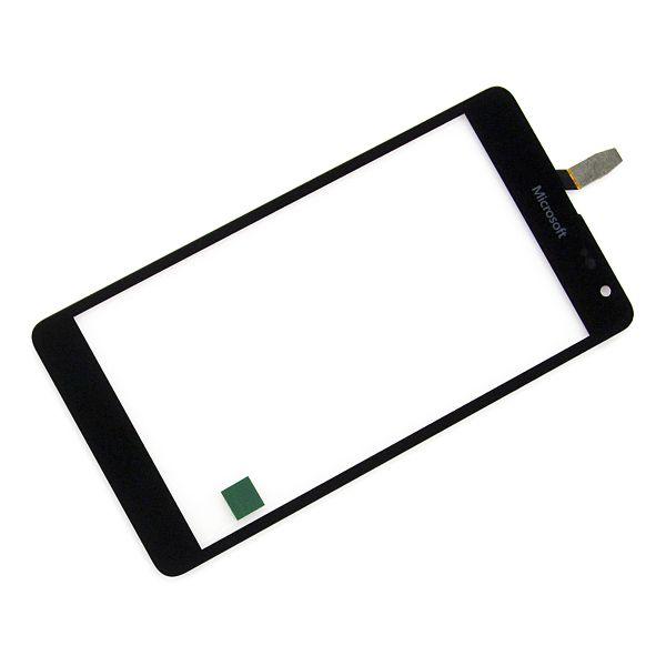 Accesorii Gsm Touchscreen Microsoft Lumia 535 Original Versiunea 2C Negru
