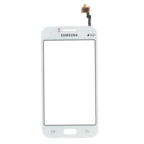 Accesorii Gsm Touchscreen Samsung Galaxy J1 /  Galaxy SM-J100 OEM Alb