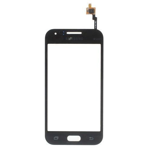 Accesorii Gsm Touchscreen Samsung Galaxy J1 /  Galaxy SM-J100 OEM Negru