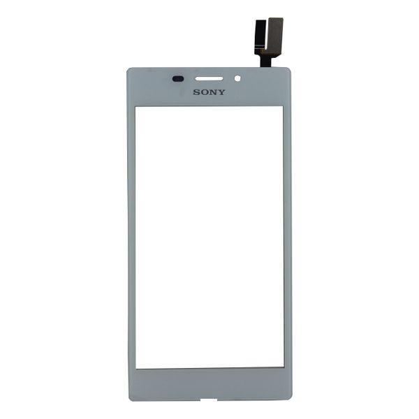 Accesorii Gsm Touchscreen Sony Xperia M2 Aqua Original Alb
