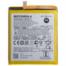 Acumulator Motorola Moto One Vision KR40 3500mAh