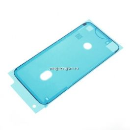 Adeziv Sticker Capac Baterie Spate iPhone 7 Original Negru