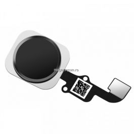 Banda Flex Buton Meniu iPhone 6S Swap Negru