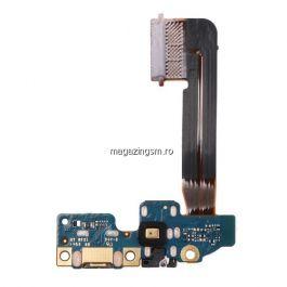 Banda Flex Cu Conector Incarcare HTC One M9 Originala