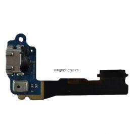 Banda Flex Placa Circuit Conector Incarcare Si Microfon HTC One Mini M4