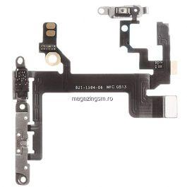 Banda Flex iPhone 5s Buton Pornire Volum Mute
