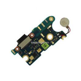 Banda Flex Placa Circuit Conector Incarcare, Microfon si Motor Vibratie HTC U11