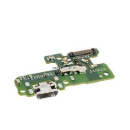 Banda Flex Placa Circuit Conector Incarcare Si Microfon Huawei P8 Lite (2017)