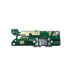 Banda Flex Placa Circuit Conector Incarcare si Microfon Huawei Y5 2018