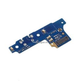 Banda Flex Placa Circuit Conector Incarcare Si Microfon Huawei Y6 2017