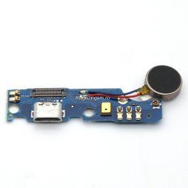 Banda Flex Placa Circuit Conector Incarcare Si Microfon Meizu M2 Note