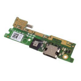 Banda Flex Placa Circuit Conector Incarcare Si Microfon Sony Xperia XA1 G3121 G3125 G3123 G3112 G3116